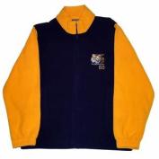 LSU Tigers Youth Gear NCAA Long Sleeve Zip Up Fleece Purple Sweatshirt