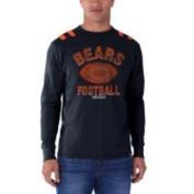 Chicago Bears '47 Brand Bruiser Long Sleeve Tee T Shirt Size XXL