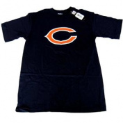 "Chicago Bears Navy ""C"" Logo Short Sleeve T-Shirt"
