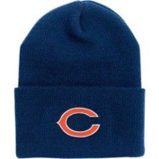 Chicago Bears Youth Navy Cuffed Knit Hat