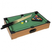 Mini Pool Table Game Table Top With Accessories Board Games Billiards Set
