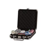 CHH LV2790L 100 PC Las Vegas Black Poker Set