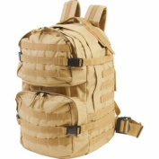 Extreme Pak N Trade; Water-resistant, Heavy-duty Army Backpack