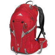 High Sierra Moray Hydration Pack, Bright Red/Silver, 22-Litre