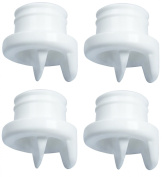 Nenesupply Replacement Valve for Avent Breastpump and Nenesupply One-for-All Pump Kit. Replace Avent White Valve. Use on Avent Comfort Breastpump. Replace Avent Pump Parts and Avent Replacement Parts
