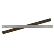 Alumicolor Ludwig Precision 90cm Cork Backed Aluminium Straight Edge