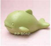 Mini Whale Silicone Handmade DIY Soap Mould Art Craft Resin Mould Flexible