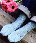 Irish Girlie Knits Maryanne Sock Knitting Pattern