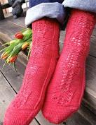 Irish Girlie Knits Burst Sock Knitting Pattern