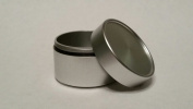 Stacking Aluminium Stash Container with O-ring