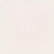 Strathmore Writing Soft Grey Wove 88# Cover Bristol 22cm x 28cm 125 Sheets