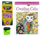 Adult Colouring Book Sets