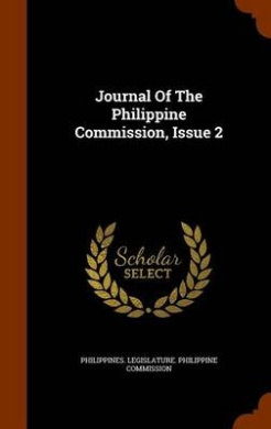 Journal of the Philippine Commission, Issue 2