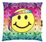 Bandana Man Camp Autograph Pillow