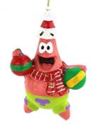 Sponge Bob Square Pants Patrick Christmas Tree Holiday Ornament