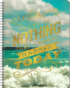 2017 There Is Nothing That Cannot Happen Today Large Spiral Planner