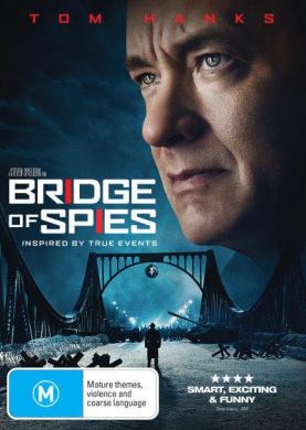 Bridge of Spies DVD 1Disc