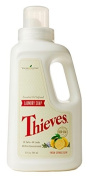 Young Living Thieves Essential Oil-Infused 6x Ultra Concentrated Laundry Soap Fresh Citrus Scent 32 fl. oz