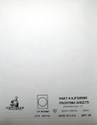 Kopykake KJFS8RND 20cm Circle Frosting Sheets