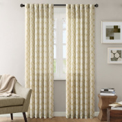 Ink+Ivy Nakita Ikat Window Panel -- two sizes and 4 colour options