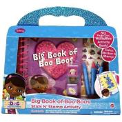Tara Toy Doc McStuffins Big Book of Boo Boo's New