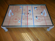 Duplay Magnetic Table Ice Hockey Game Sports Toy