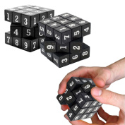 Toy Cubby Sudoku Cube Puzzle