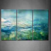 Wall art painting Clean Water Wall Art Painting Pictures Print On Canvas Botanical The Picture For Home Modern Decoration
