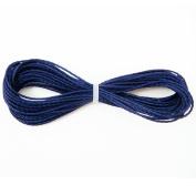 Kevlar 90kg Strength Hobby Sport Survival Para Cord - 7.6m Blue