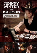 Johnny Winter with Dr. John