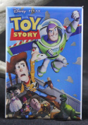Toy Story Movie Poster Refrigerator Magnet.