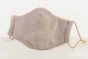 M11 Cold Weather Protective Face Mask - Natural Fleece