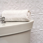 Fasade Traditional Style #1 Matte White Wall Panel