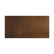 Fasade Dome Oil Rubbed Bronze Wall Panel