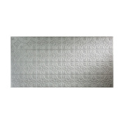 Fasade Traditional Style #2 Argent Silver Wall Panel