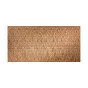 Fasade Waves Vertical Cracked Copper 1.2m x 2.4m Wall Panel