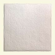 Great Lakes Tin Chicago Antique White 0.6m x 0.6m Nail-Up Ceiling Tile
