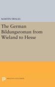 The German Bildungsroman from Wieland to Hesse
