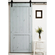 Dogberry Country Vintage 240cm Barn Door