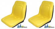 JOHN DEERE GATOR SEATS - 4X2,4X4,4X6,CX,TE,TH,TX, TURF *2 SEATS*