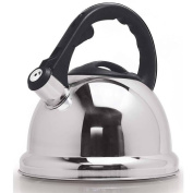 Primula 'SafeT' Stainless Steel Whistling Kettle