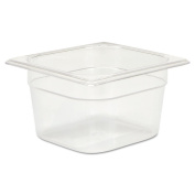 Rubbermaid Commercial Clear Cold Food Pan