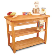 Contemporary French Country Harvest Table