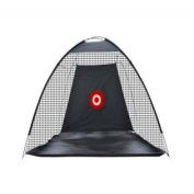 Trademark Innovations Golf Practise and Driving Net - Indoors & Outdoors Golf Trainer