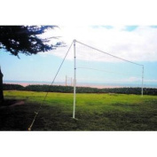 Power Volleyball Net Adjustable Height 9.8mW