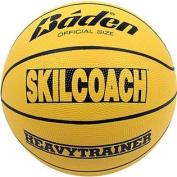 Baden SkilCoach Official Heavy Trainer Rubber Basketball, 70cm