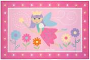 Olive Kids Fairy Princess 100cm x 150cm Rug