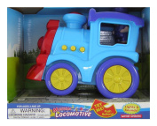 Musical Locomotive with Lights and Sounds! For Ages 3 and Up by Polyfect Toys
