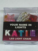 Your Name In Lights - Katie