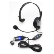 Dragon Naturally Speaking Headset- USB
